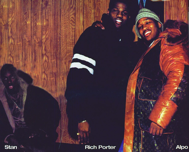 how did alpo and rich porter meet